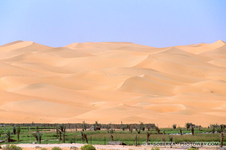 Image Photo de rivière souterraine photos de terres agricoles du désert