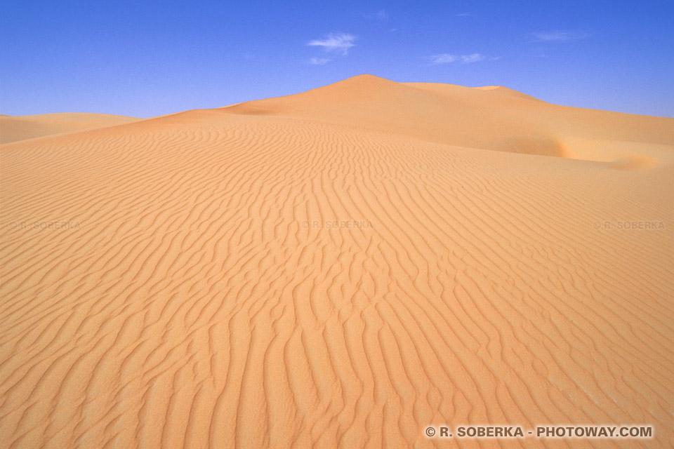 Image Pureté des Photos du désert image photo d'une pureté parfaite
