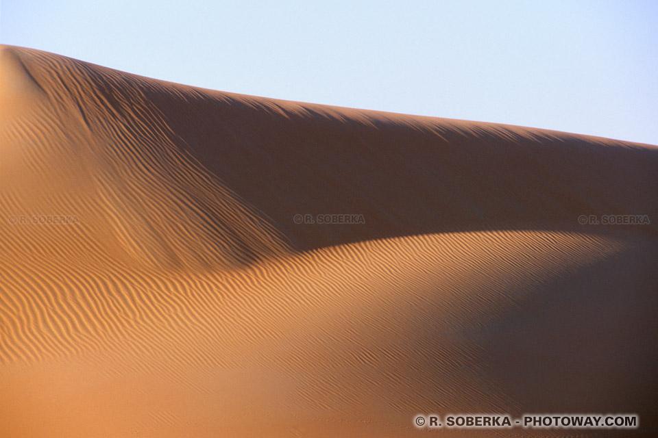 Photos intéressantes Galerie photo du désert des Emirats Arabes