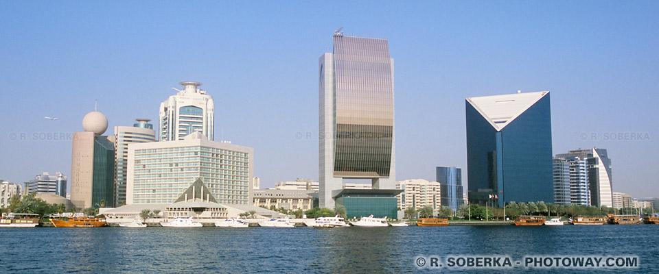 Image Photos de Dubaï photos de la ville de Dubai aux Emirats Arabes Unis