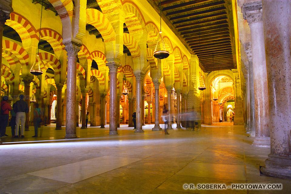 Cathédrale de Cordoue Mezquita