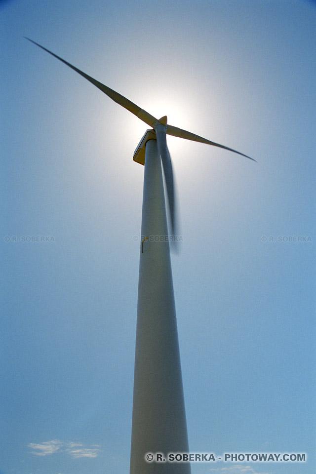 éoliennes Espagne