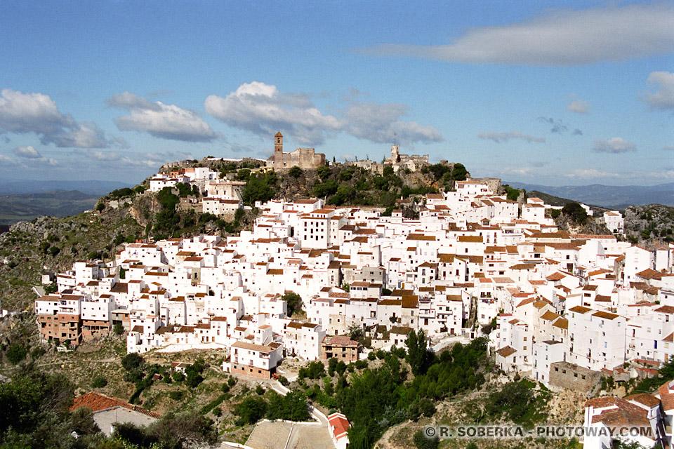 photos villages blancs photo reportage en andalousie espagne sud. Black Bedroom Furniture Sets. Home Design Ideas