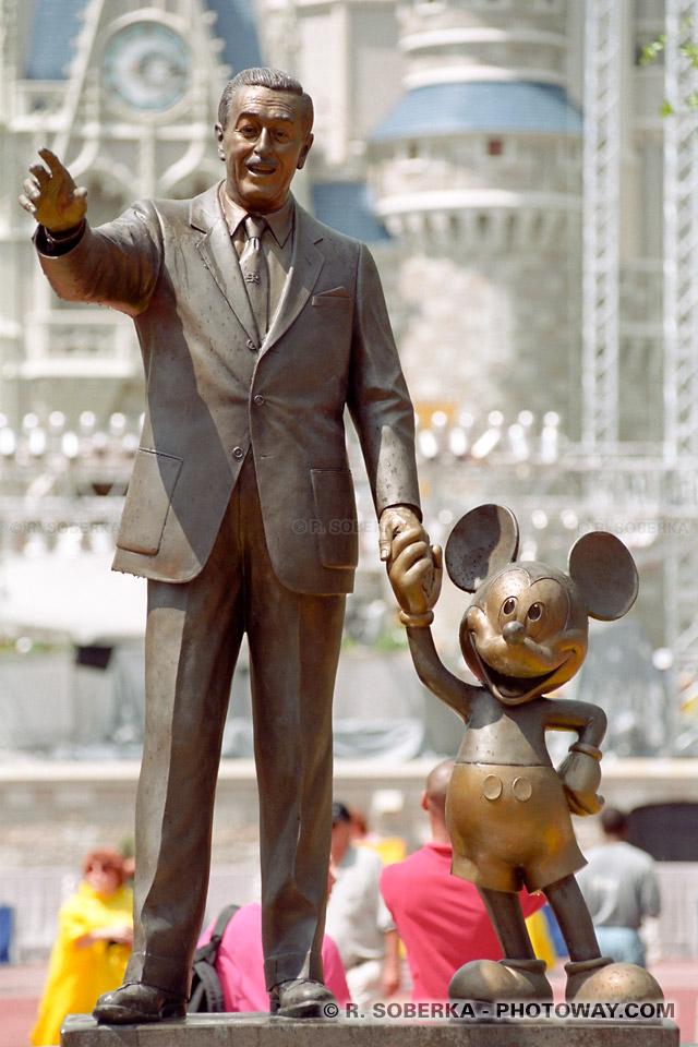 Photos de Walt Disney : photo à Disneyworld en Floride