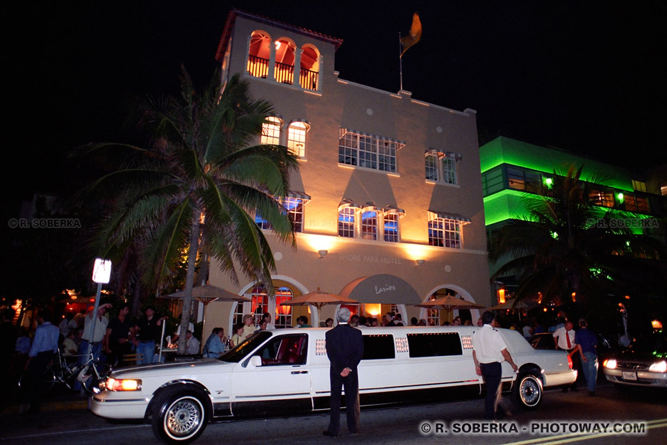 Photos de la Jet-Set photo d'Ocean Drive Miami-Beach en Floride