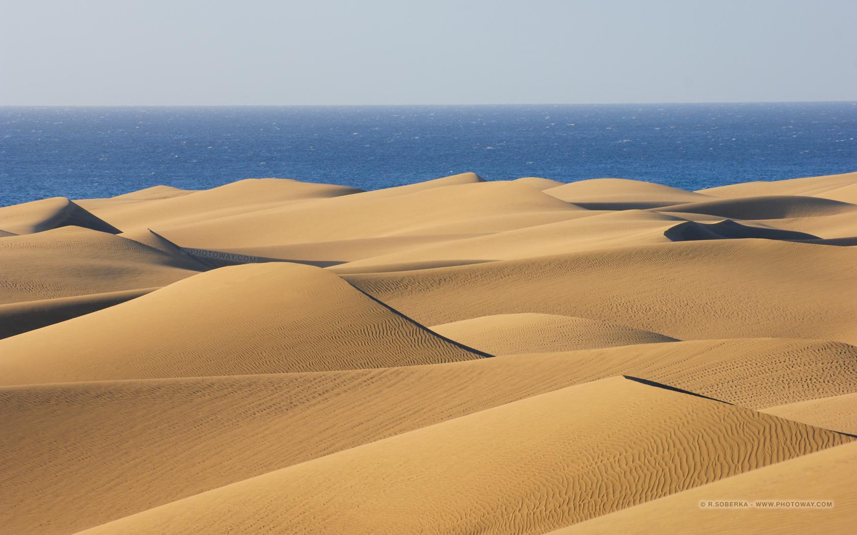 Dunes de maspalomas grande canarie espagne 5 - 4 5