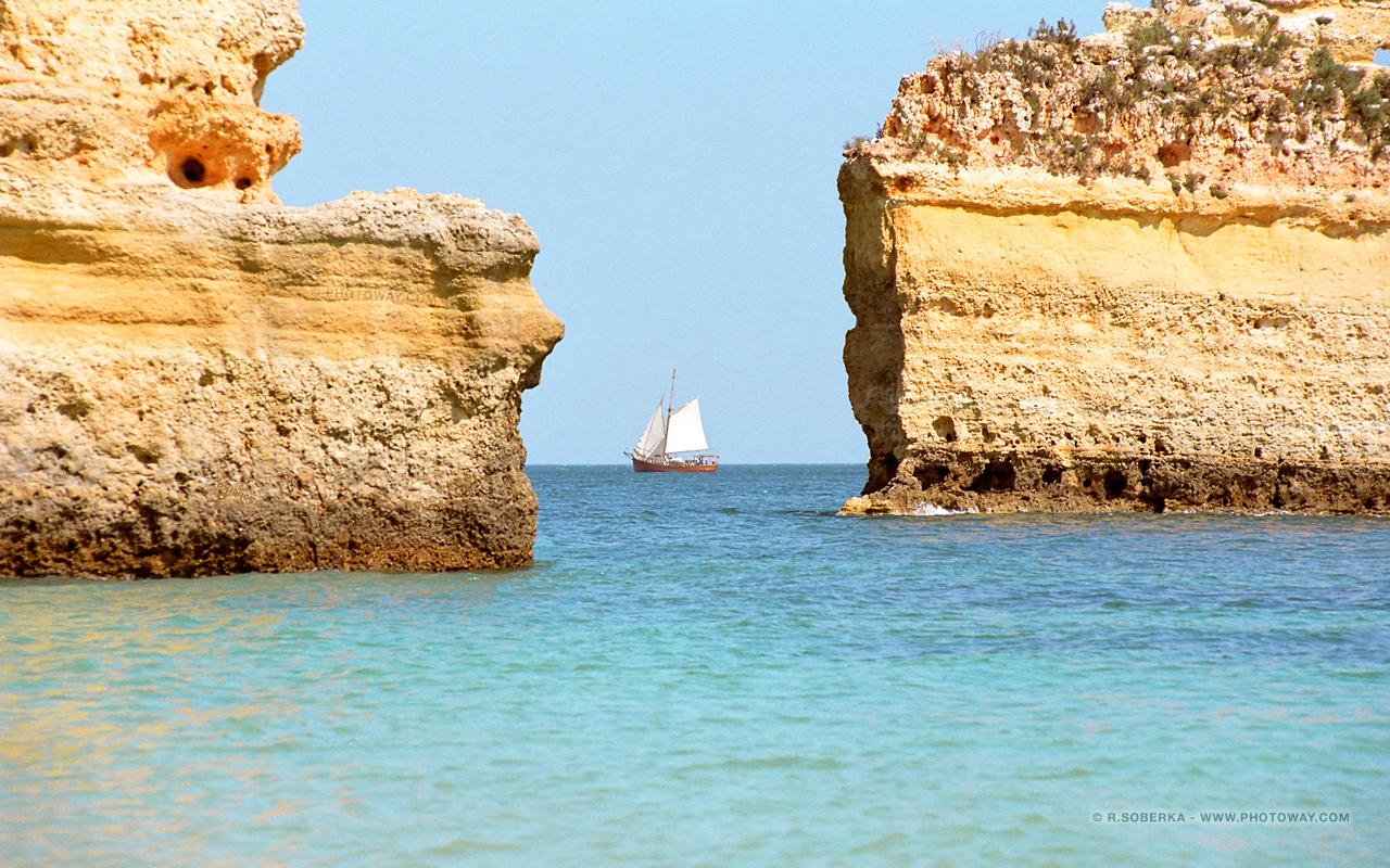 Fond d 39 cran bateau wallpaper portugal algarve t l chargement for Fond ecran portugal