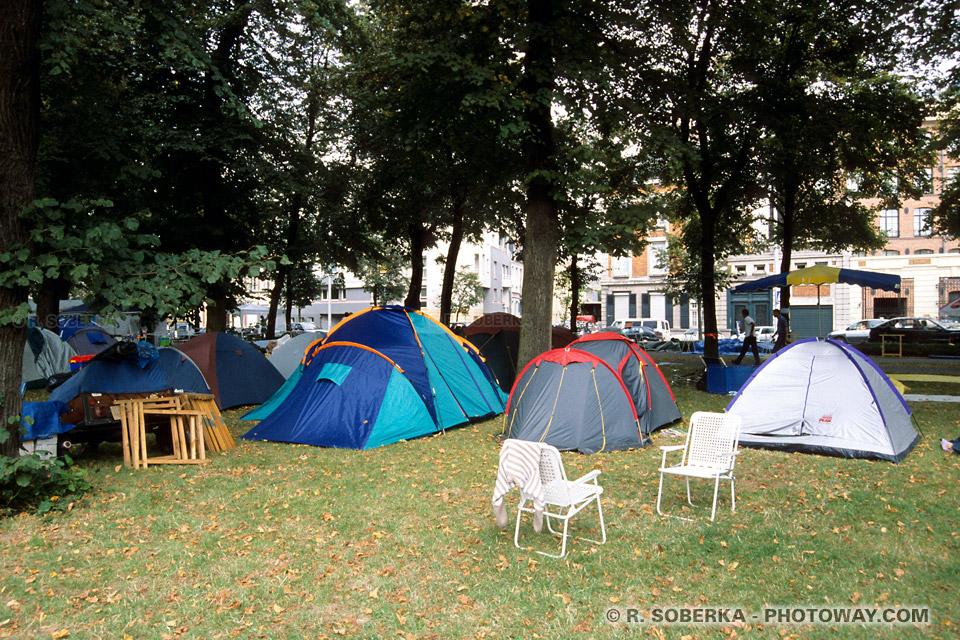 camping à Lille