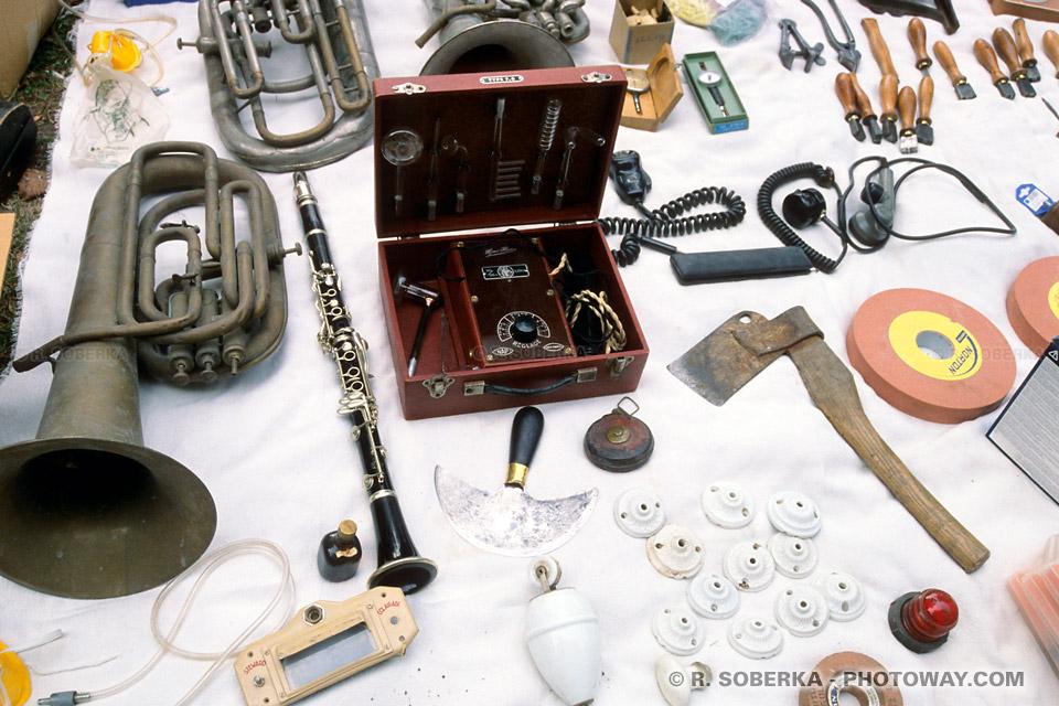 objets originaux et insolites à la Braderie