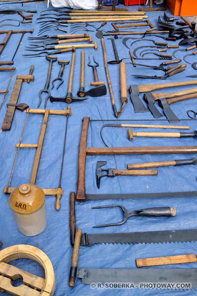 outils de ferme