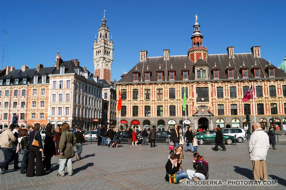 Lille 2004 photos de lille la capitale europ enne de la for Lille capitale des flandres