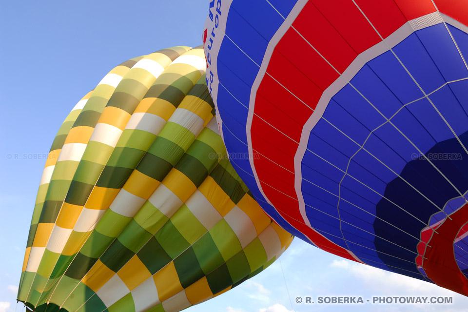 Montgolfières fond d'écran wallpaper montgolfière