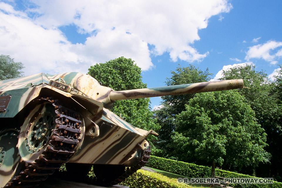 Images Photos de panzers allemands photos de blindé leger photo d'un Hetzer