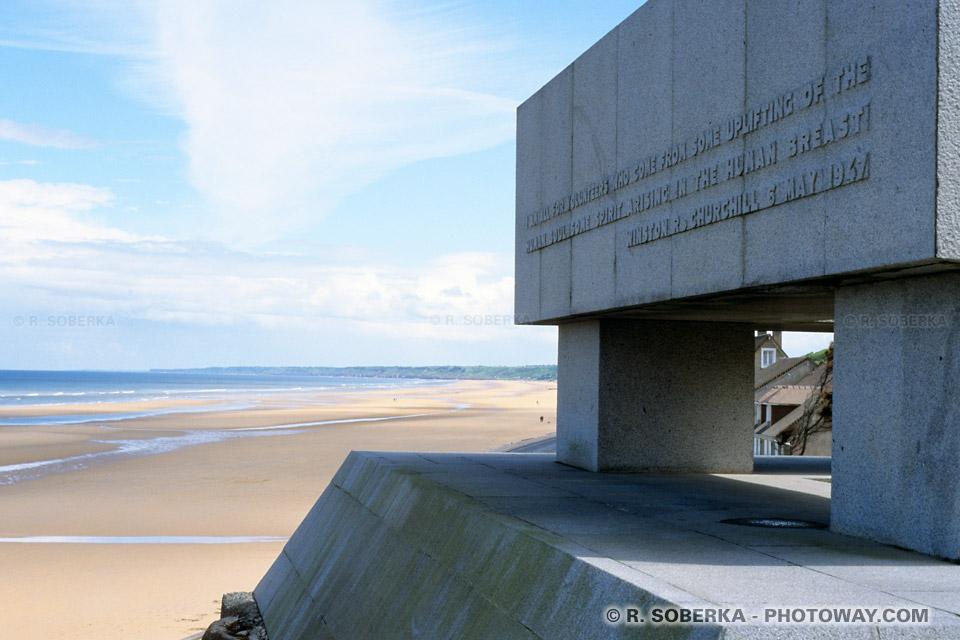 Histoire du débarquement américain en Normandie le 6 juin 1944 à Omaha Beach