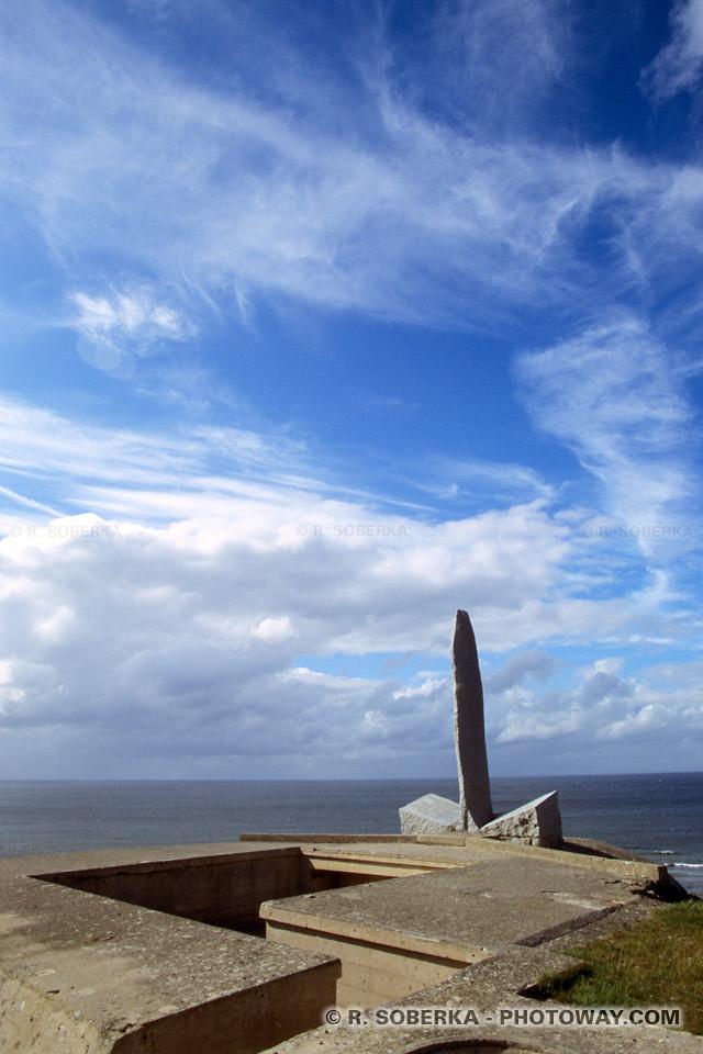 Histoire de la résistance des rangers face aux allemands en Normandie