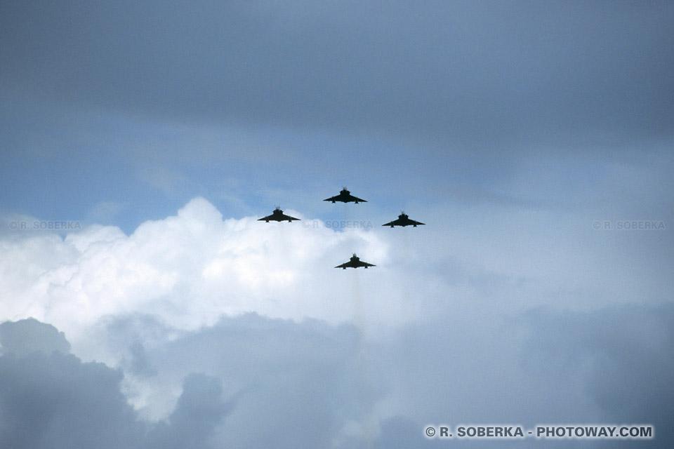 Images Photos d'avions de chasse photos de mirages 2000 photo dans le ciel