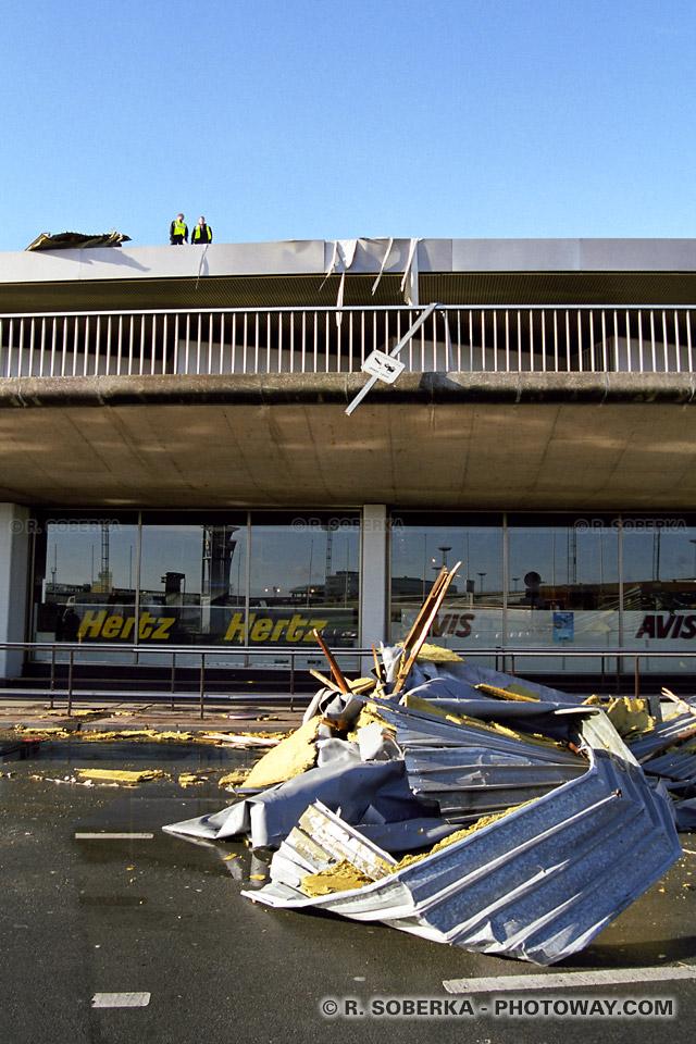 dégats tempête de décembre 1999