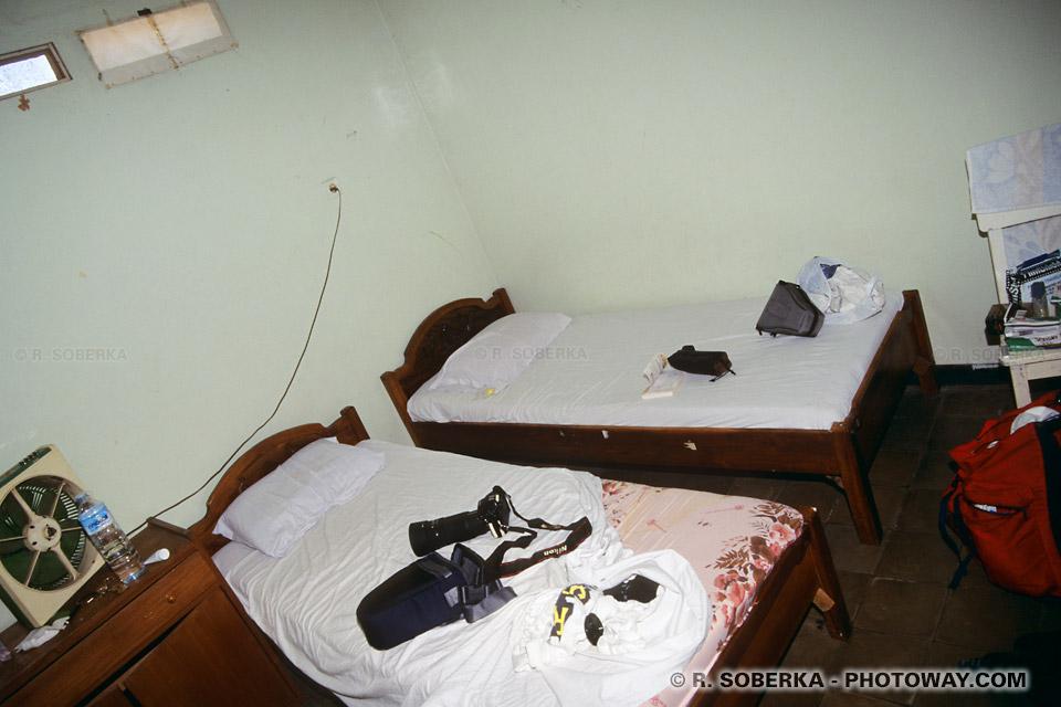 Photos de lits photo de dortoir, Hébergement à Jakarta en Indonésie