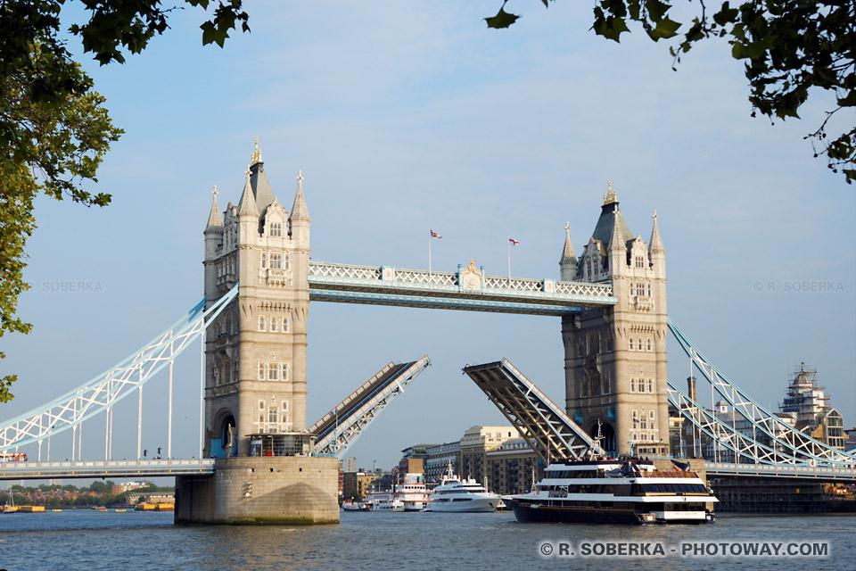 Photos Du Tower Bridge Photo Du Pont De Londres Le Tower Bridge