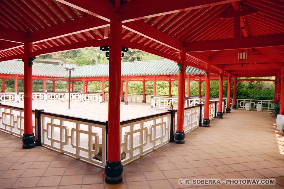 Photo Guide à Macao visite des jardins chinois de Macao informations