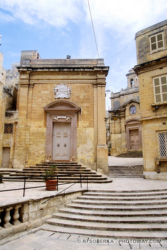 Images de l'Ordre de Saint-Jean de Jérusalem à Malte histoire et informations