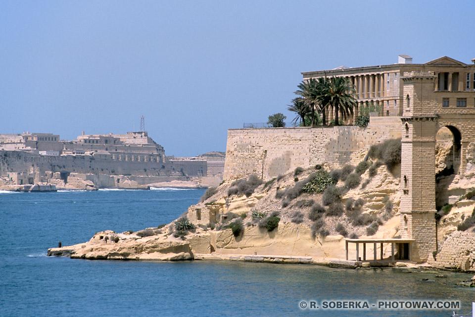 Images Photos du Fort Saint-Ange à Malte photo Saint-Ange à Vittoriosa