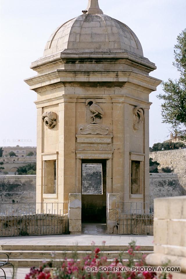 Images Photos de Gardjola photo de la tour de guet Gardjola à Sengela Malte