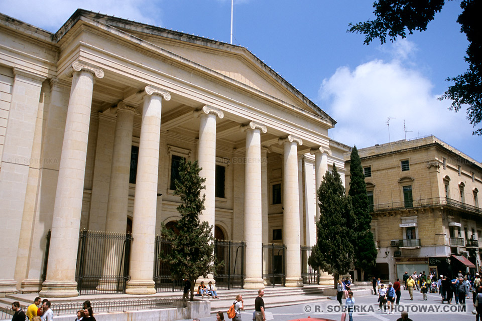 Images Palais de Justice Photos Malte Photo du Palais de Justice de La Valette