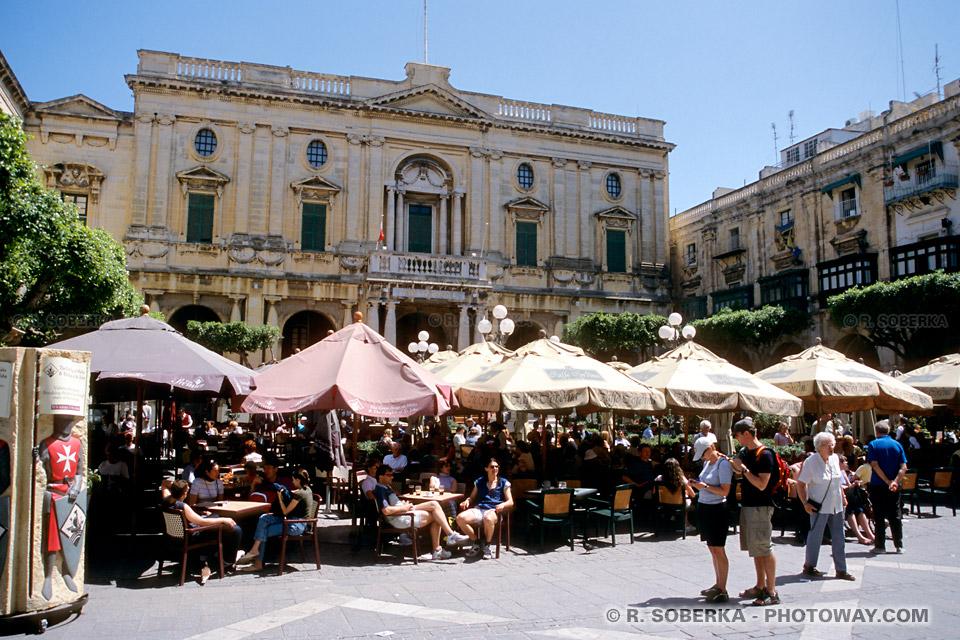 Guide touristique sur La Valette et Malte informations touristiques
