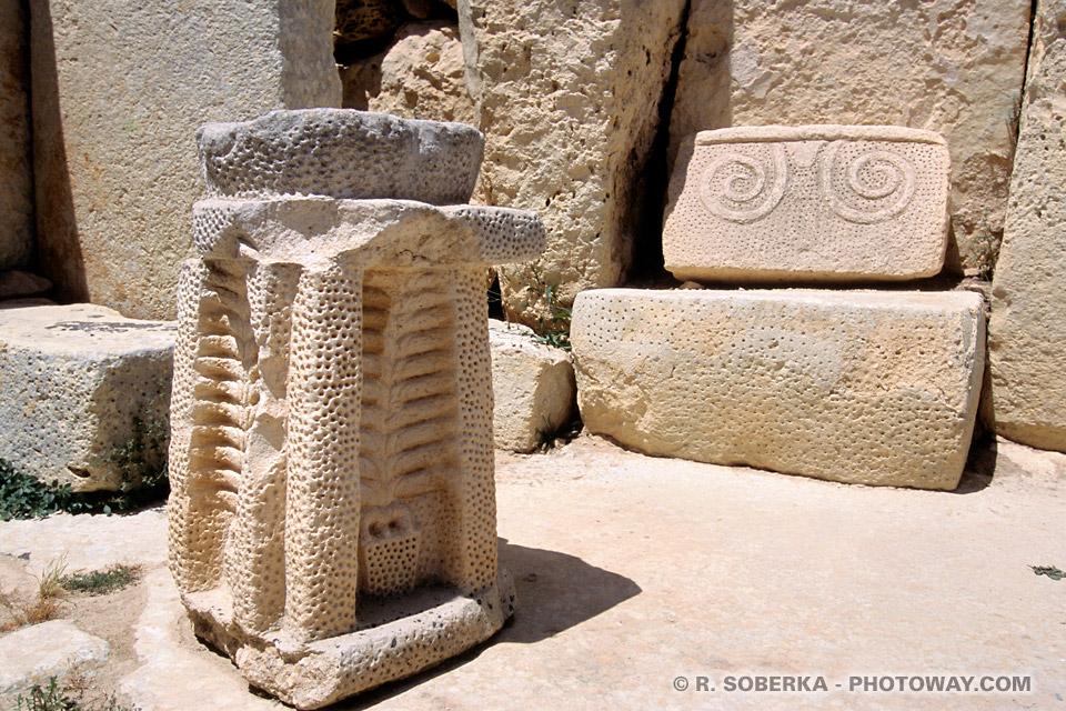 Photos de sacrifices rituels photo d'un autel de sacrifice rituel