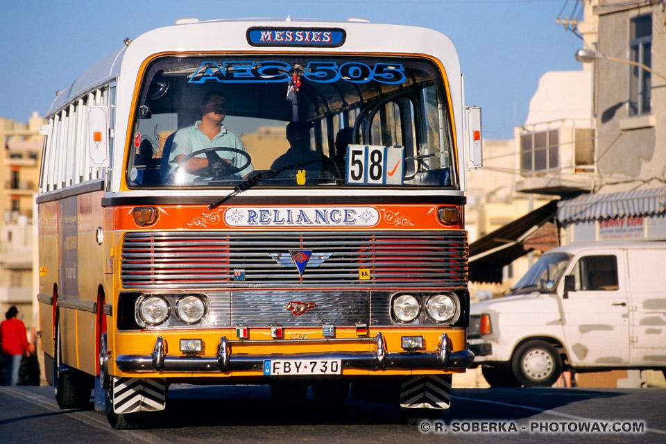 photos de Voyage à Malte Voyage informations sur les transports à Malte