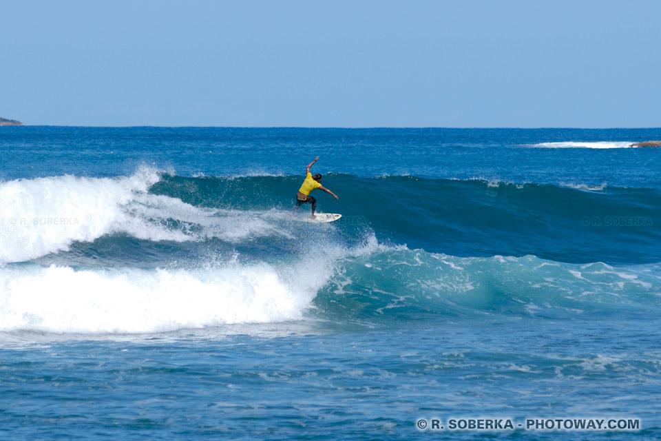 Photos d'instants de bonheur photo du bonheur des surfers