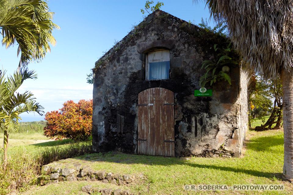 maison des gardiens de la Plantation Leyritz en Martinique