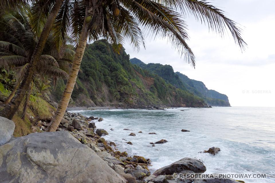 Grand Rivière images en Martinique