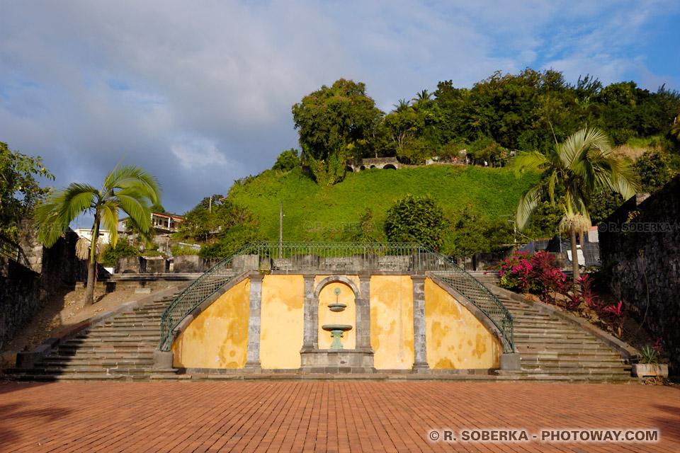 théâtre de Saint-Pierre Martinique