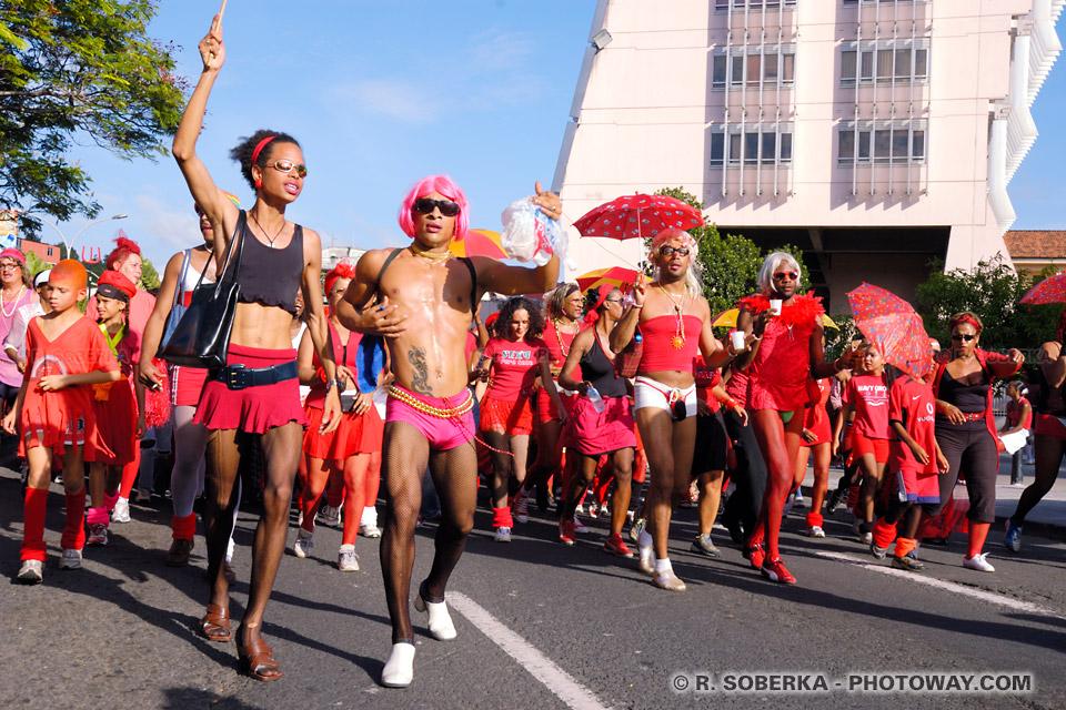 vidé carnaval de Fort-de-France Martinique