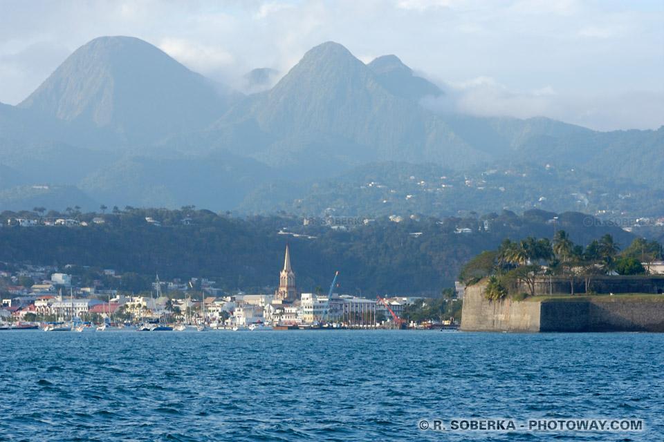 Photos de Fort-de-France en Martinique