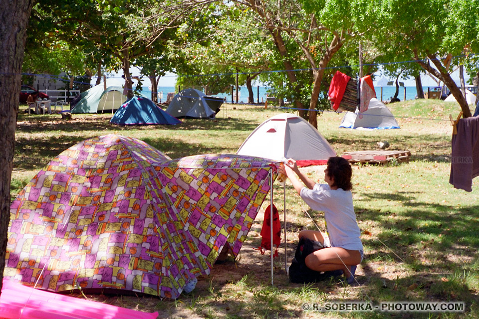 Campings en Martinique