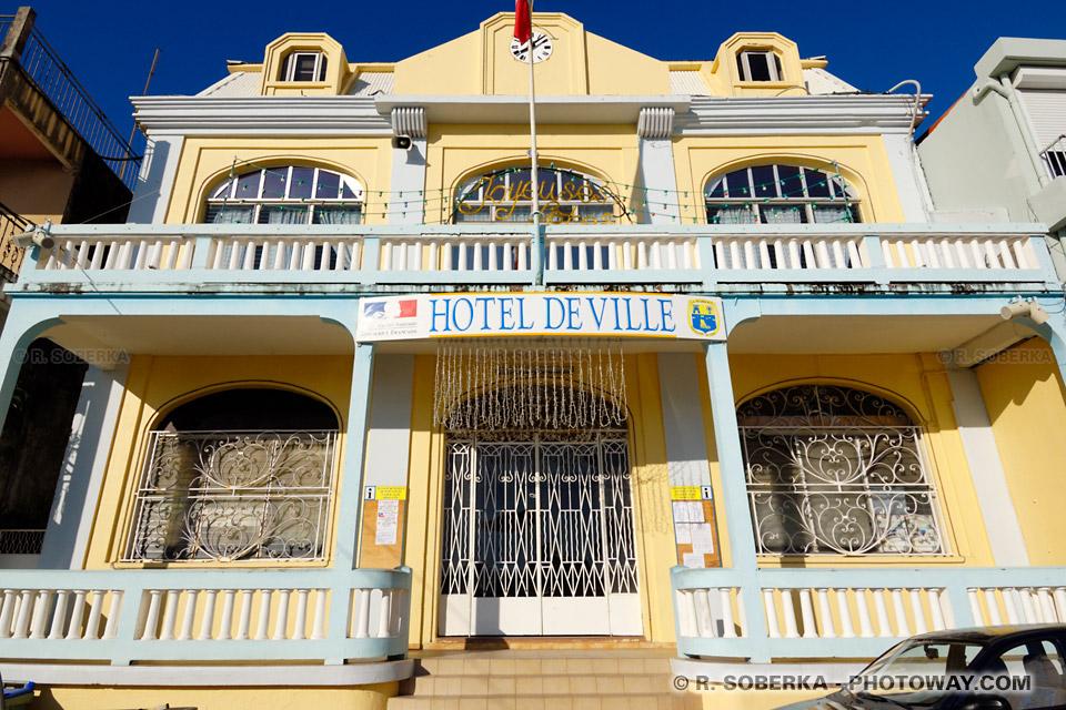 hôtel de ville du Robert Martinique