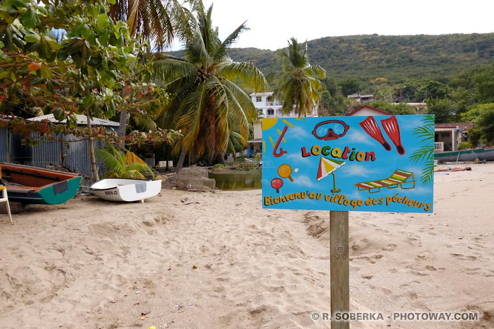 Location de vacances Gites en Martinique