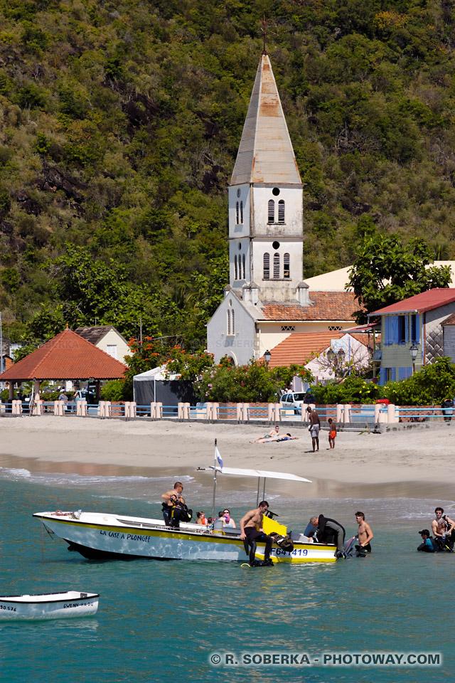 Ecole de plongée en Martinique