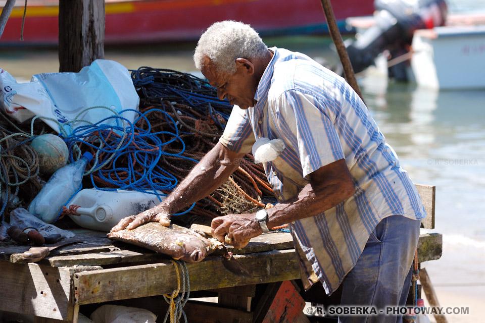 pêcheur Martiniquais