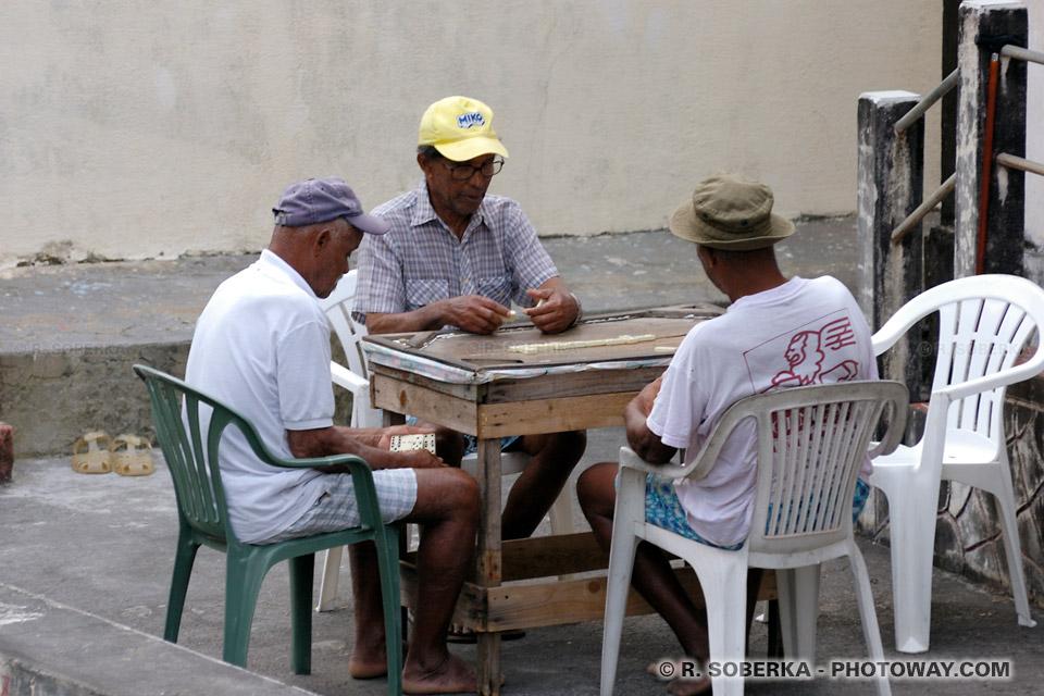 vieux pêcheurs martiniquais