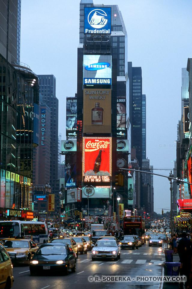 Visite de la ville New York conseils trucs et astuces sur New York
