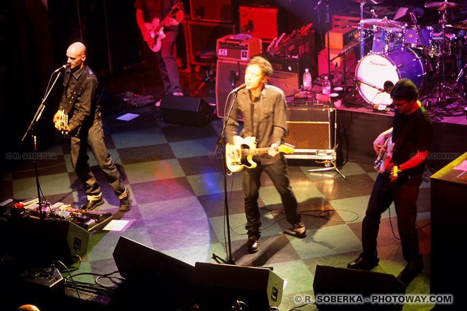 Photos de concerts photo The Wallflowers en concert à New York