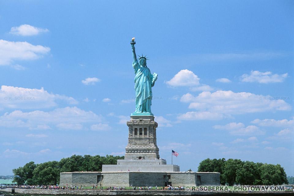 Fabuleux Histoire de la construction de la Statue de la Liberté de New York QQ96