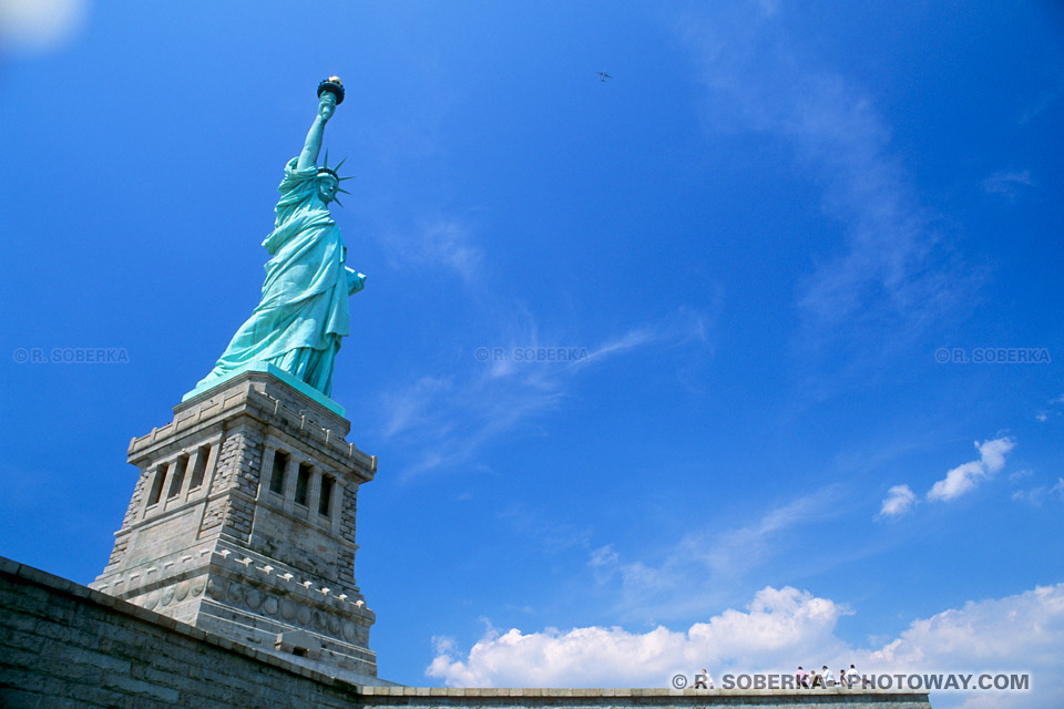Visite de la Statue de la Liberté de New York voyages à New York