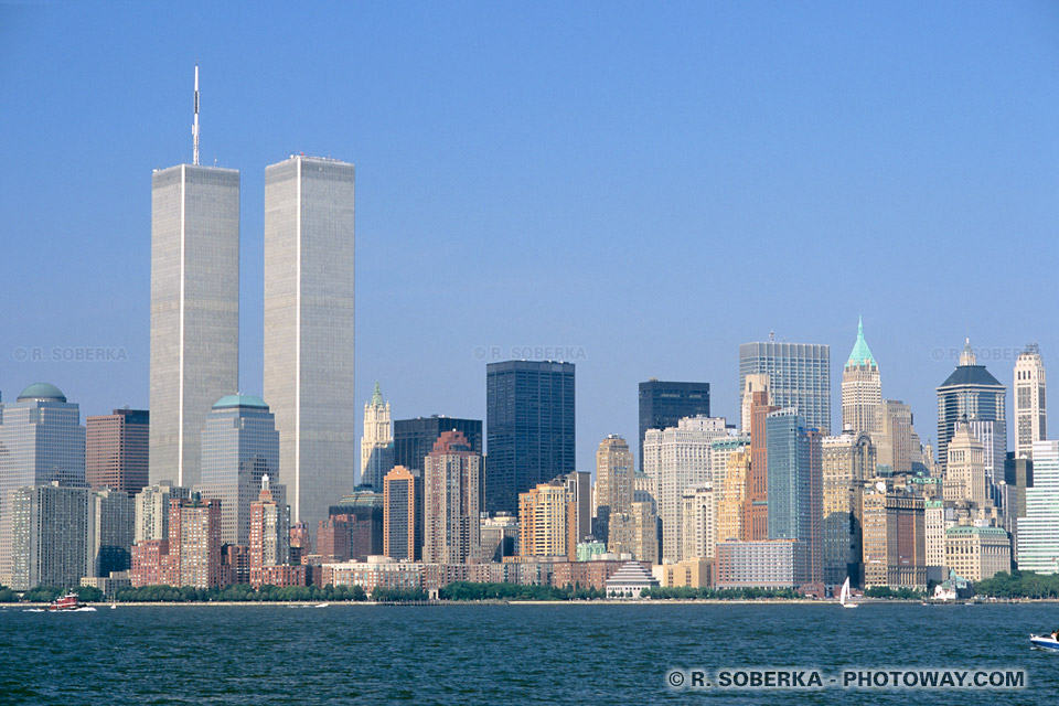Images et Photo de New York photos avant attentats du 11 septembre 2001