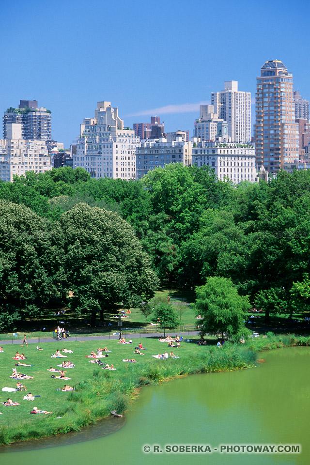 Images et Photos de Central Park photo à New York photos du parc à Manhattan