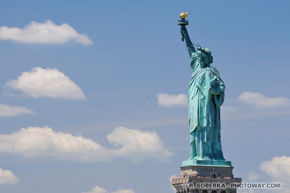 Fond d'écran statue de la liberté wallpaper à New York